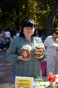 Учасники Першого Всеукраїнського Фестивалю домашньої консервації 2015