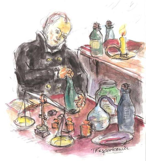 Николя Франсуа Аппер. Рисунок с сайта meatsandsausages.com