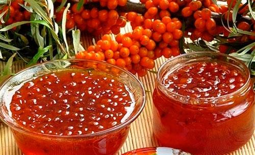 Облепиховое варенье. Фото с suseky.com