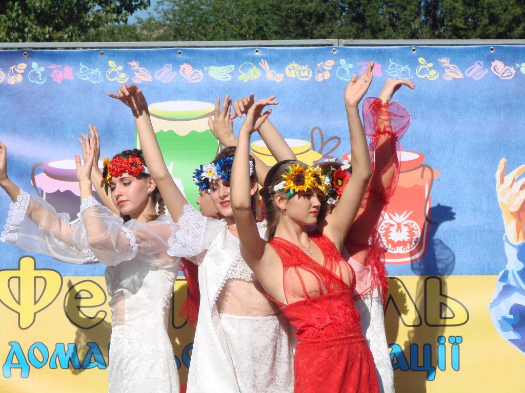 Всеукраїнський Фестиваль консервації - концертна програма