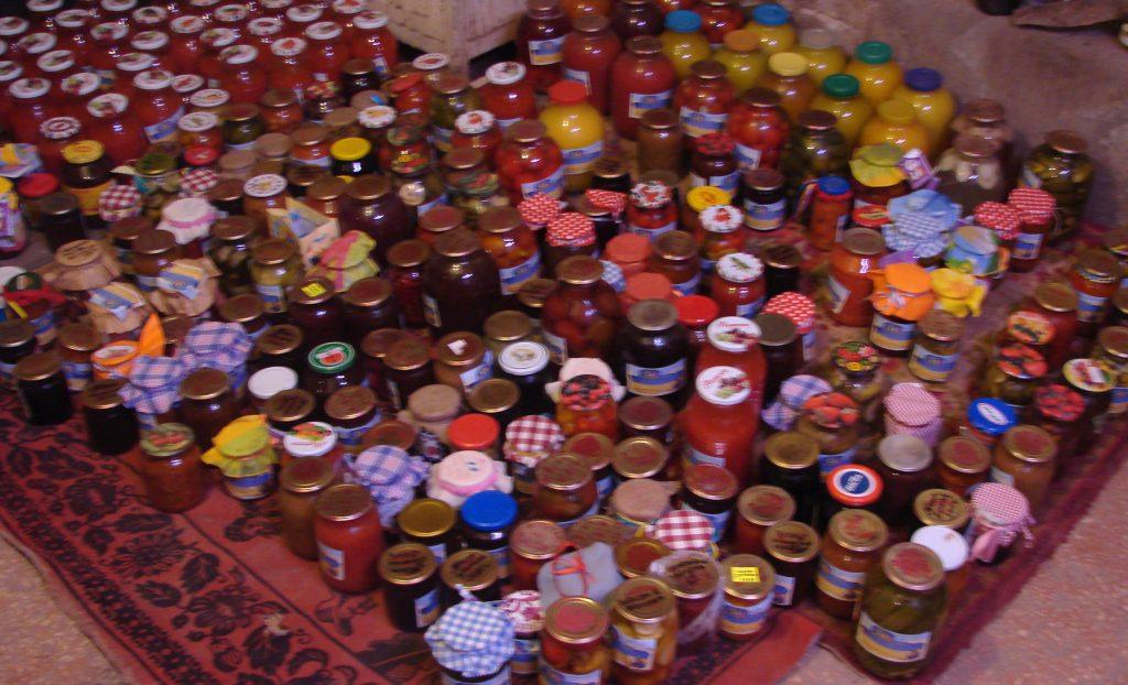 Рекорд Первого Всеукраинского Фестиваля домашней консервации не был зафиксирован официально. Организаторы обратились в Книгу Рекордов Украины, чтоб сделать это на втором Фестивале.