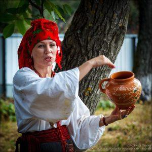 Олена Щербань (Опішня)