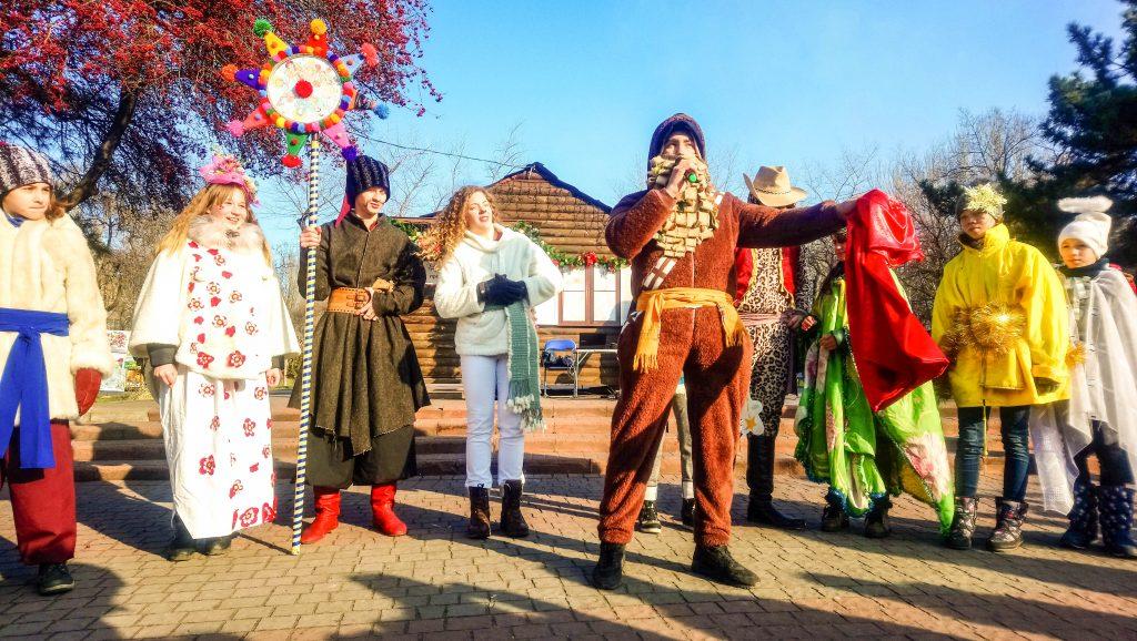 Різдвяний Фестиваль 2020 в Запоріжжі